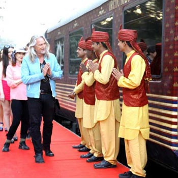 Maharaja Express – Gems of India Journey Tour