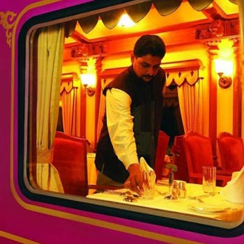 Golden Chariot Pride of the South India Tours