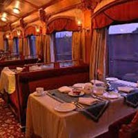Indian Sojourn Journey  The Deccan Odyssey Luxury Train Tour