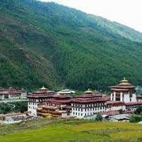 Thimpu-Punakha-Paro 6N-7D Tour
