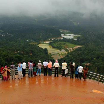 Bangalore-Coorg Package