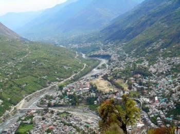 Shimla, Manali,Mandi,Dharamshala,Dalhausie, Pathankot Package