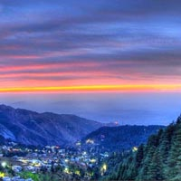 Romantic Rendezvous With Himalayas in Dharamshala