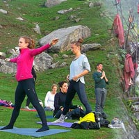 Himachal Pilgrimage Yoga Tour