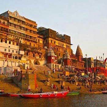 Golden Traingle with Varanasi & Khajuraho Tour