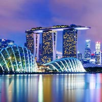 Singapore Thriller Tour