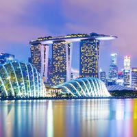 Scintilating Singapore 3 Nights / 4 Days Tour