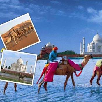 Delhi Agra Jaipur Tour 4 Day