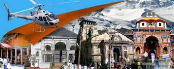 Chardham Helicopter Yatra Package