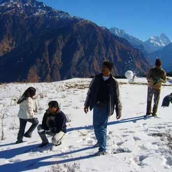 Auli Tour Package from Delhi Tour