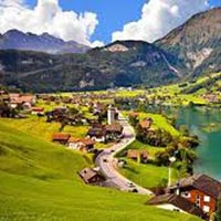 Exotic Switzerland