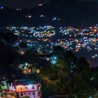 SHIMLA NIGHT VIEW