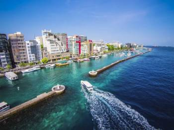Maldives with City Tour Tour