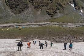 Kinner Kailash Parikarma - Charang Ghati Trek