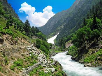 Kashmir Tour 6N/7D