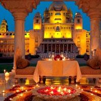 Jaipur - Pushkar - Jodhpur - Udaipur Tour Package
