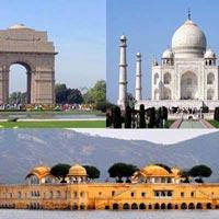 Delhi-Agra-Jaipur 5D/4N Tour