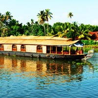 Kerala Houseboat Tour Alleppey 5 Days 4 Nights