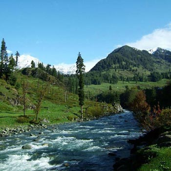 Kashmir - E - Kashmir Package