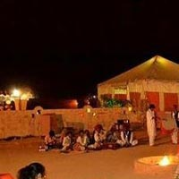Camping Tour At Jaisalmer Rajasthan