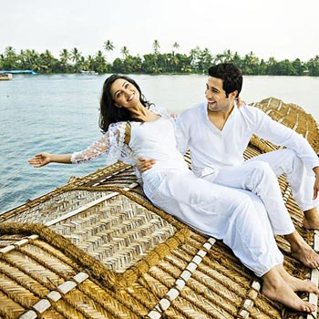 Kerala Honeymoon 4N/5D Package