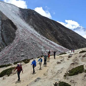 Mt. Everest Base Camp Tour