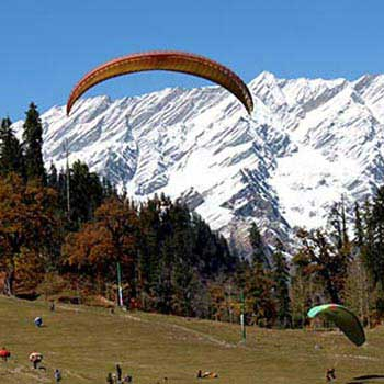 Shimla - Manali – Chandigarh Tour