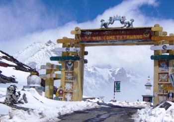 An Excursion to Twang 7 Days Tour
