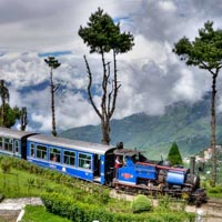 The Beauty triangle Darjeeling Tour