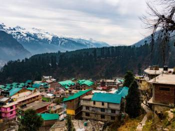 Delhi to Manali (03 Nights 04 Days)
