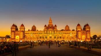 Bangalore - Mysore - Coorg - Bangalore (03 nights 04 days)