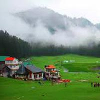 Dalhousie 3 Nights 4 Days Ex Pathankot Tour