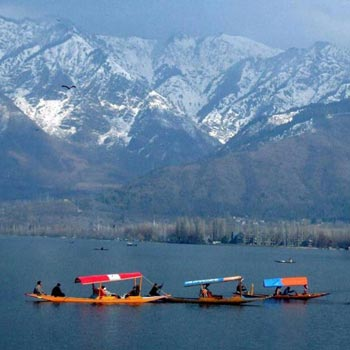 Fine Kashmir Package