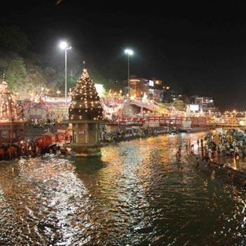 Mussoorie - Haridwar Package