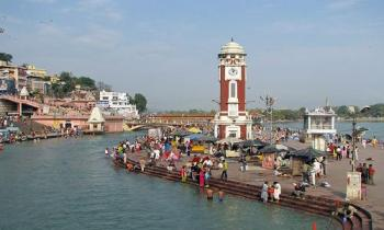Haridwar to Mussoorie Package