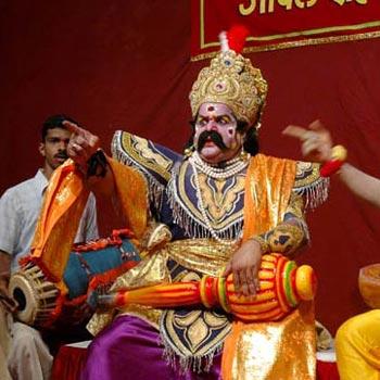 Dashavtar Folk Drama