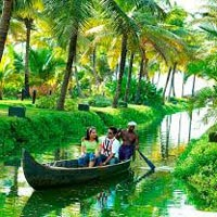 Best of Kerala –Honey Moon Trip  :5 Night 6 Days Tour