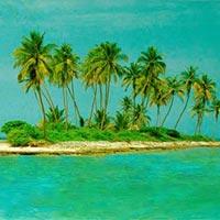 Kadmath Island