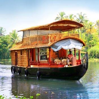 Kerala Houseboat Tour