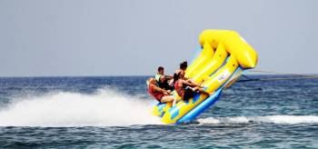 Water Rafting in Goa Trip Tour