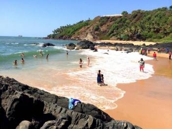 Grande Island Trip in Goa Tour