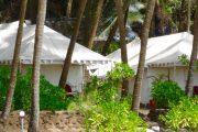 Cola Beach Tent Tour