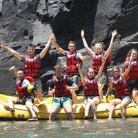 HALF DAY AFTERNOON RAFTING