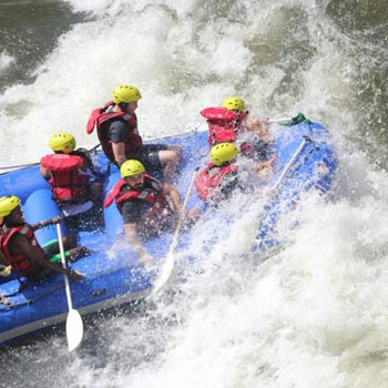 Half Day Morning White Water Rafting Tour