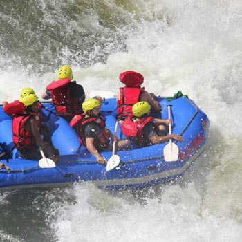 Half Day Afternoon White Water Rafting Tour