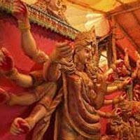 Grand Immersion Trip Of Durga Idol By Vessel ~ At River Ganga Tour