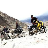 Ladakh Bike Trip 2017 Tour