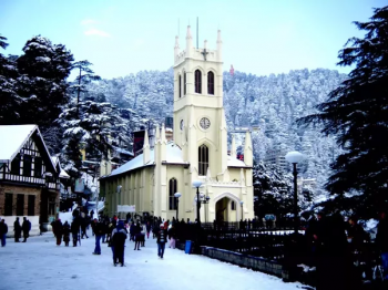 Shimla 3 Days Tour