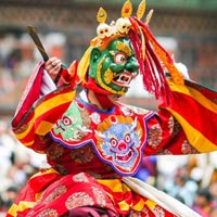 Bhutan Cultural Tour Via Phuntsholing