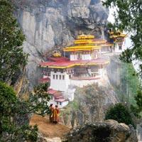 Bhutan Cultural Tour Via Paro Airport